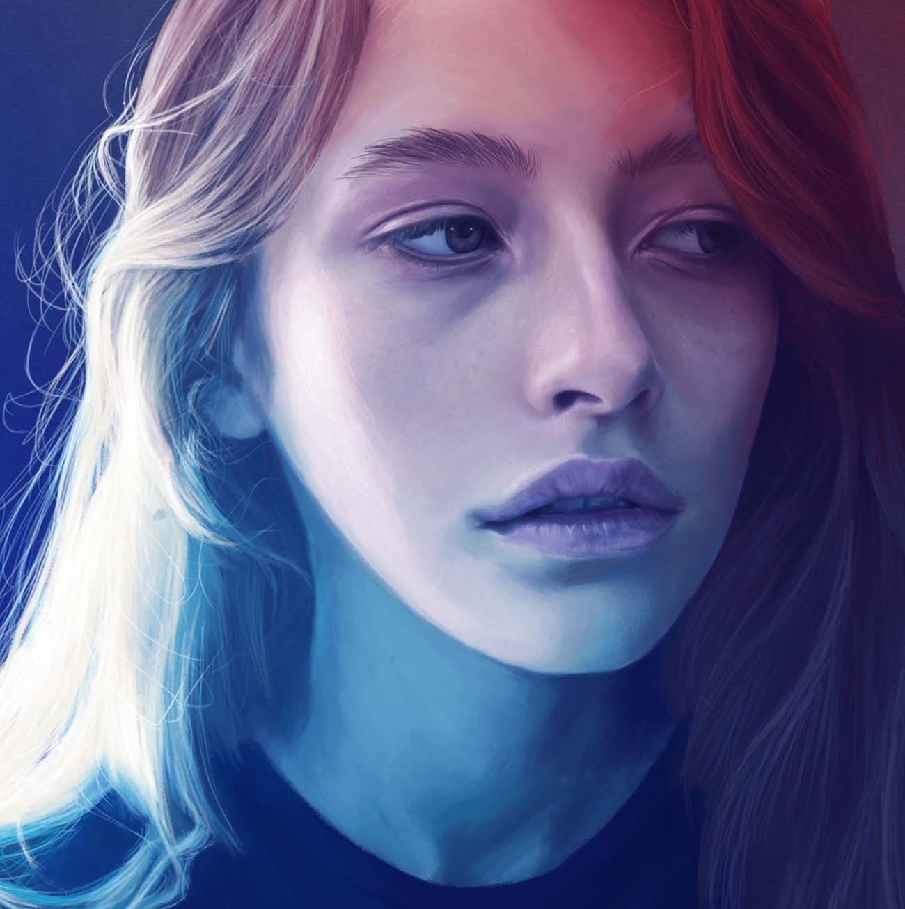 Kemi Mai | Paintable.cc Digital Painting Inspiration - Learn the Art of Digital Painting! #digitalpainting #digitalart