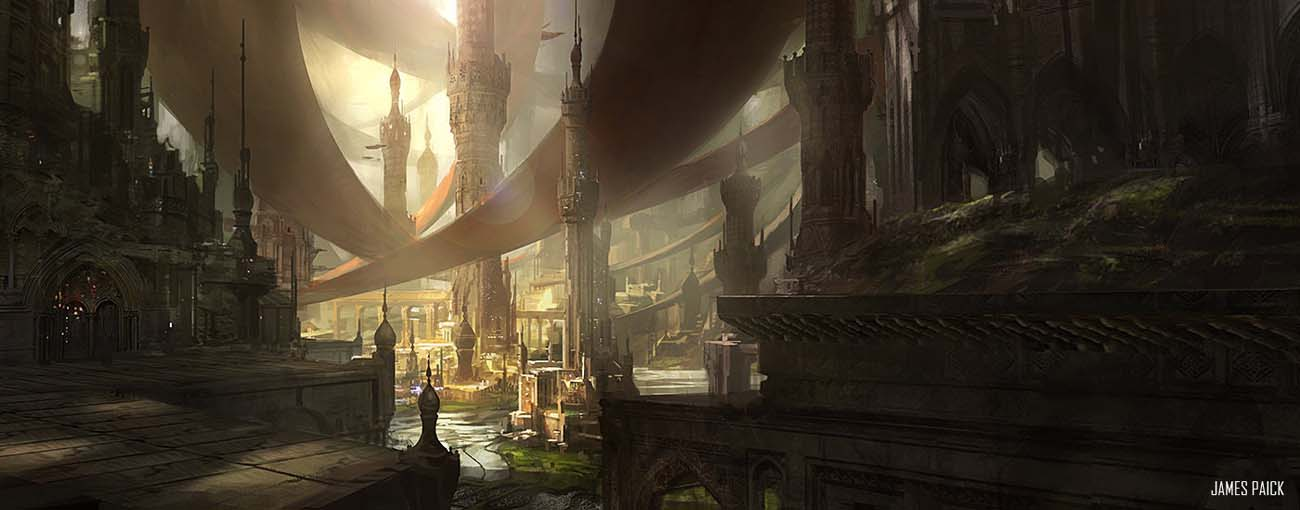 James Paick | Paintable.cc Digital Painting Inspiration - Learn the Art of Digital Painting! #digitalpainting #digitalart