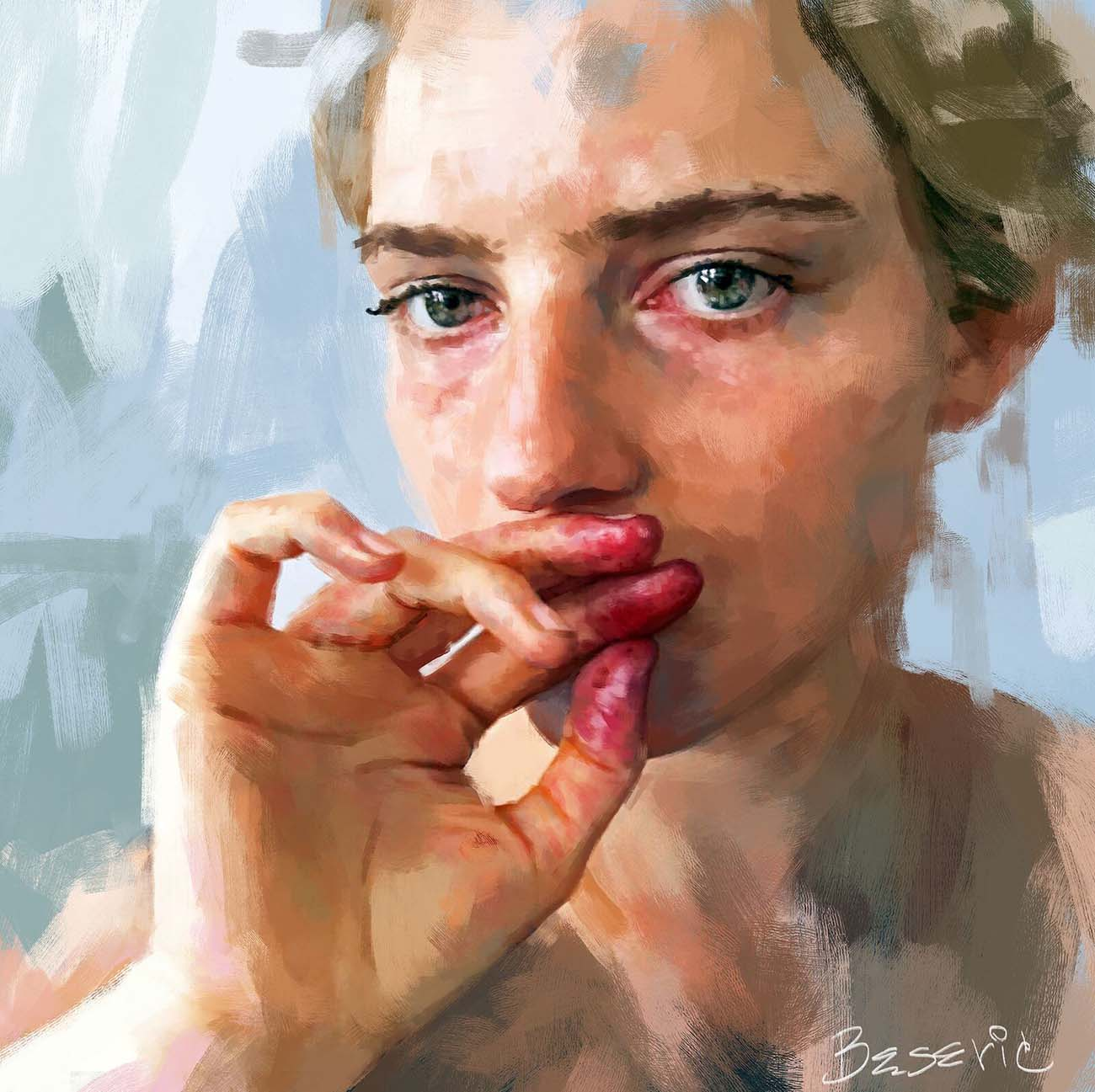 Ivana Besevic | Paintable.cc Digital Painting Inspiration - Learn the Art of Digital Painting! #digitalpainting #digitalart