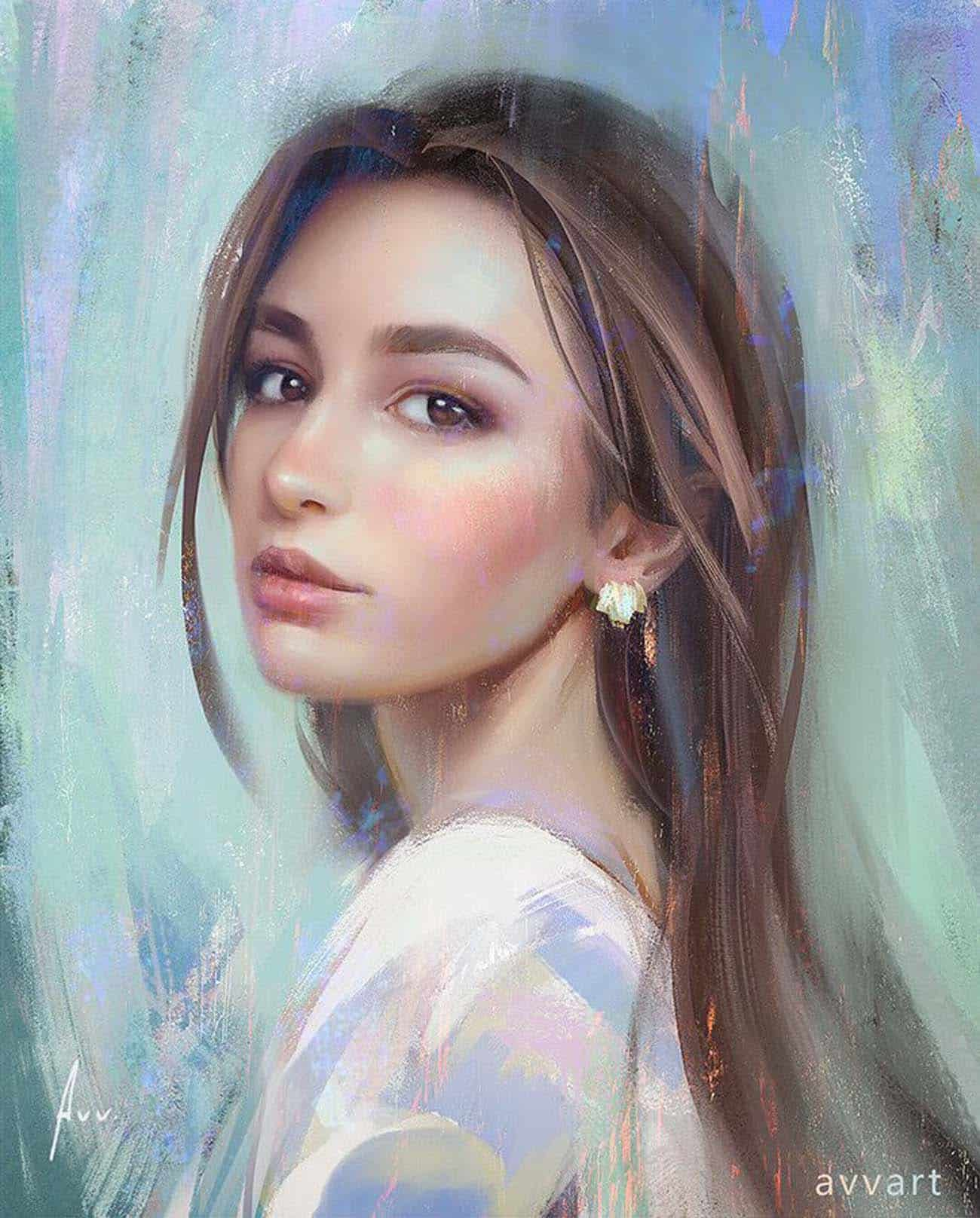 Aleksei Vinogradov | Paintable.cc Digital Painting Inspiration - Learn the Art of Digital Painting! #digitalpainting #digitalart