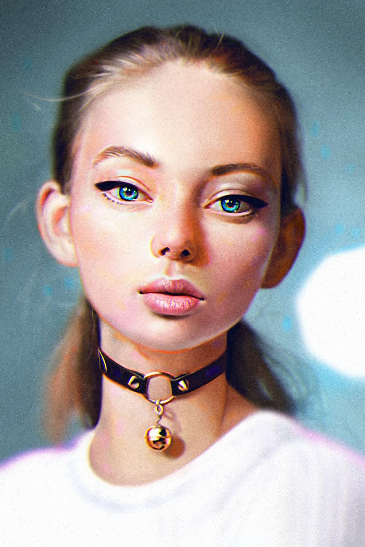 """""""Collar"""" by Rene Gorecki"""