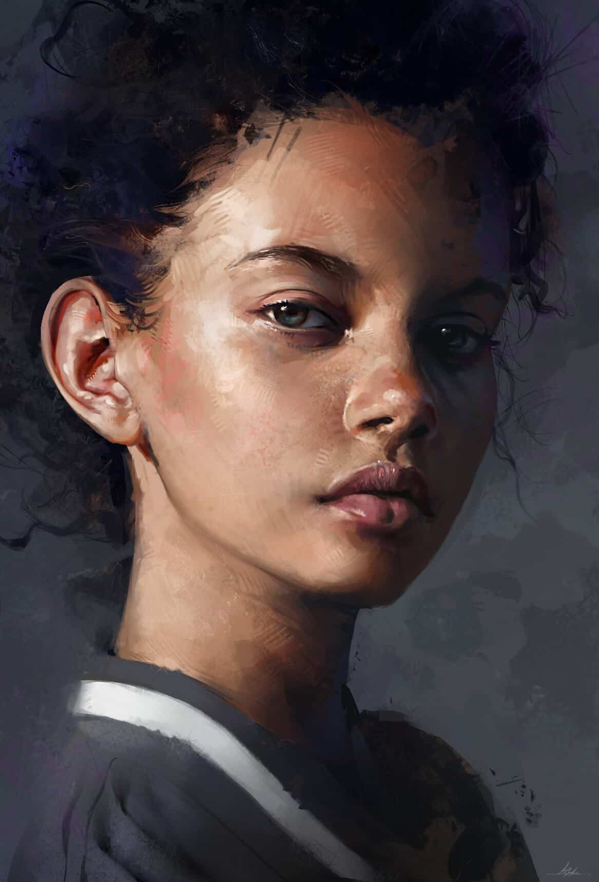 """Marina Nery"" by Aaron Griffin"