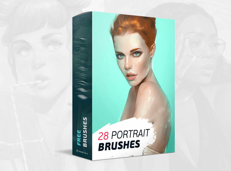 Free Portrait Brushes