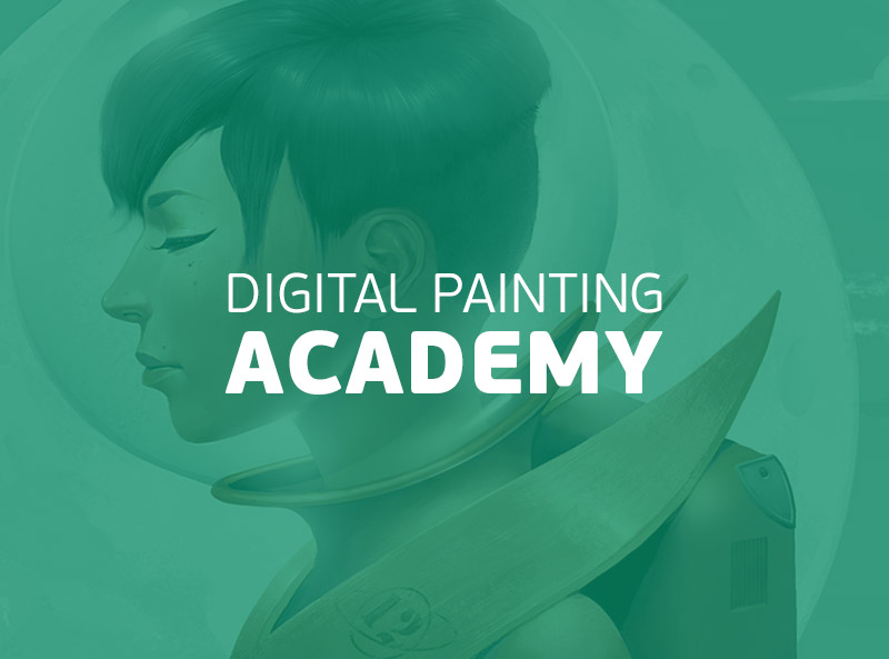 The Digital Painting Academy