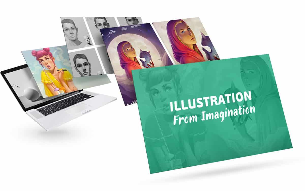 Illustration From Imagination