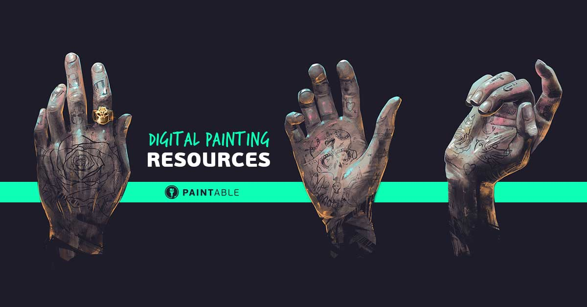 The Best Resources for Digital Painting (HUGE List!) - Paintable