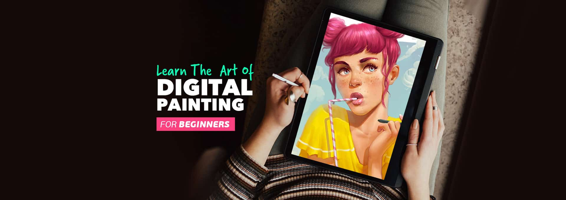 Digital Painting The Ultimate Beginner S Guide Paintable
