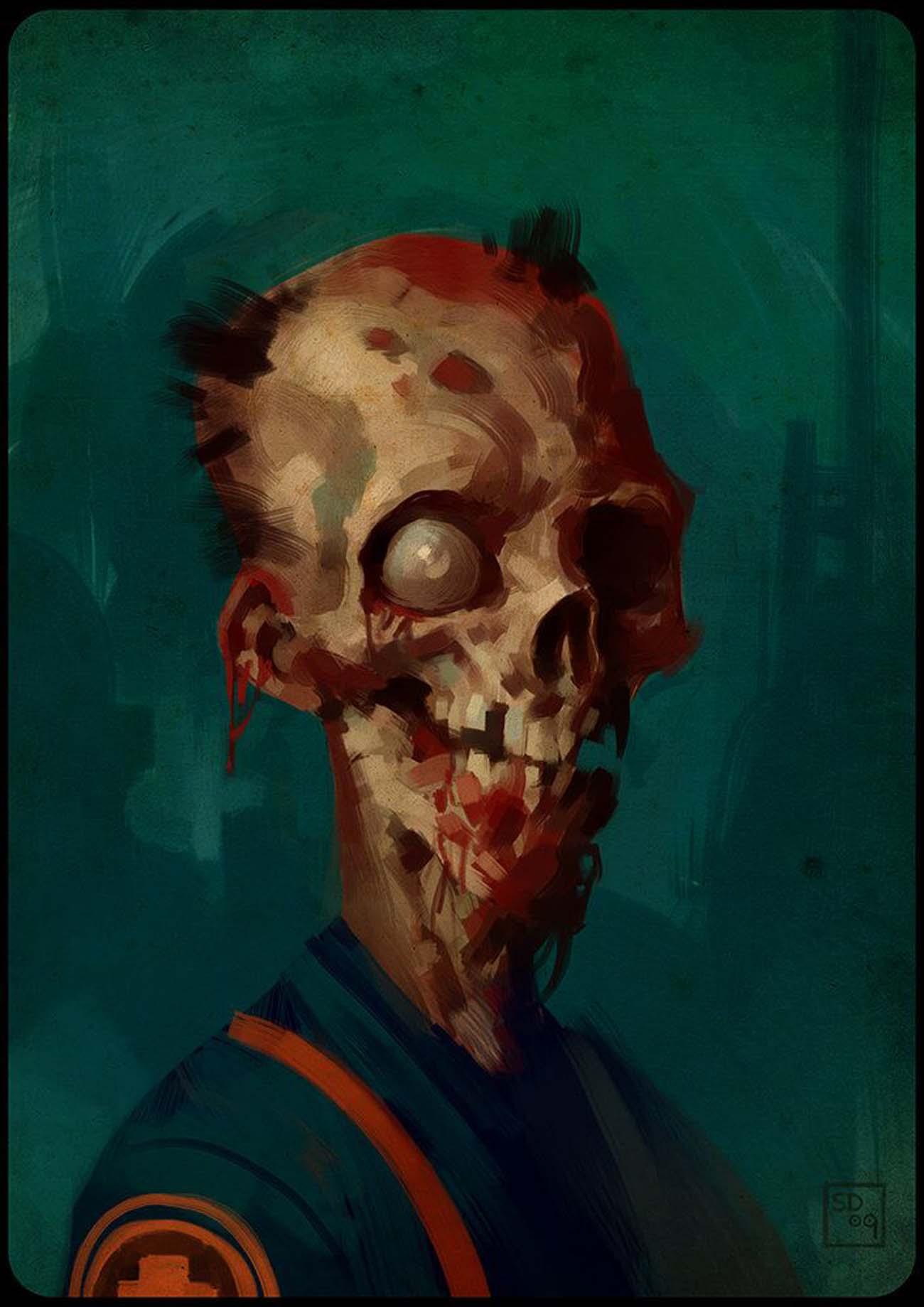 Sergio Diaz | Paintable.cc Digital Painting Inspiration - Learn the Art of Digital Painting! #digitalpainting #digitalart