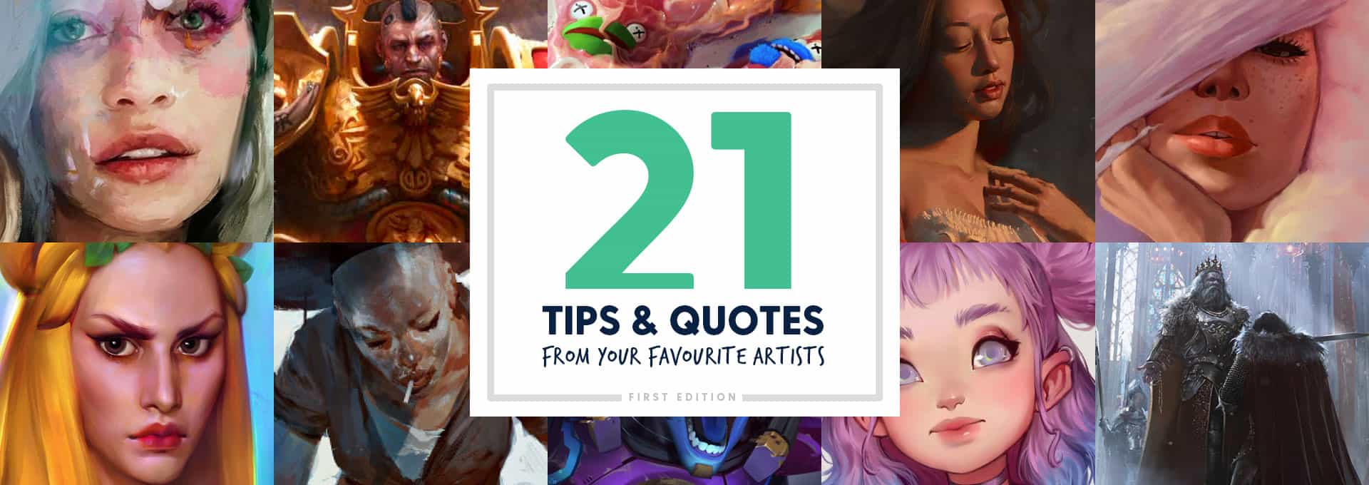 Artist Quotes & Tips Digital Painting Paintable