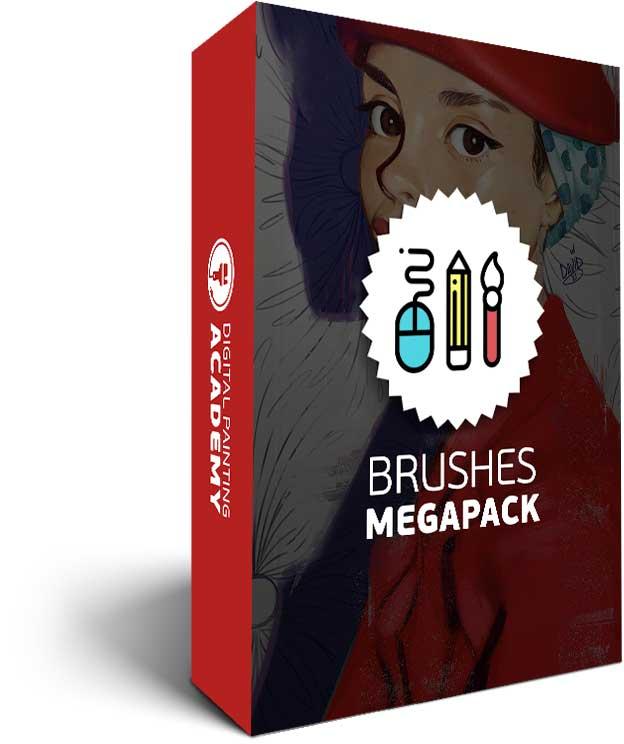 Megapack Brushes & Tools