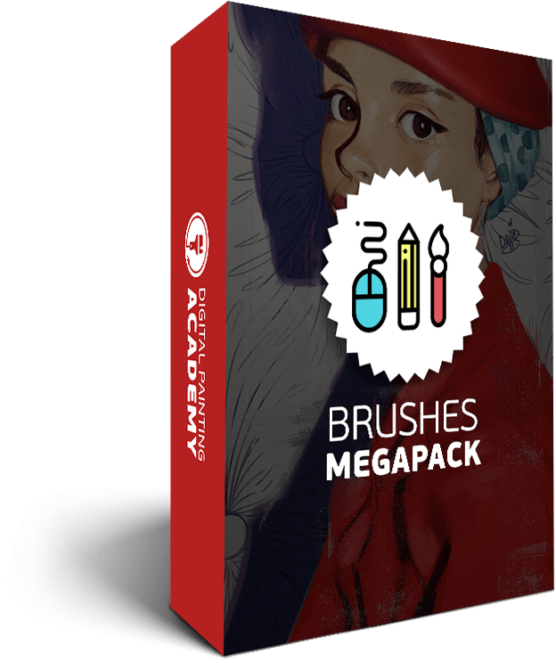 Megapack Brushes & Tools