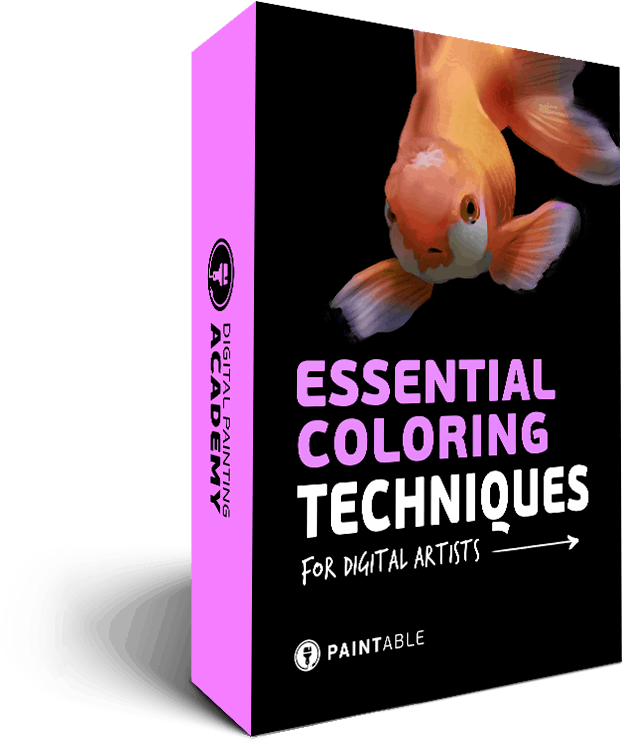 Coloring [Essential Techniques for Digital Artists]
