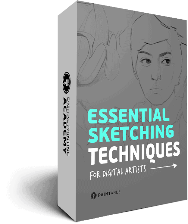 Sketching [Essential Techniques for Digital Artists]
