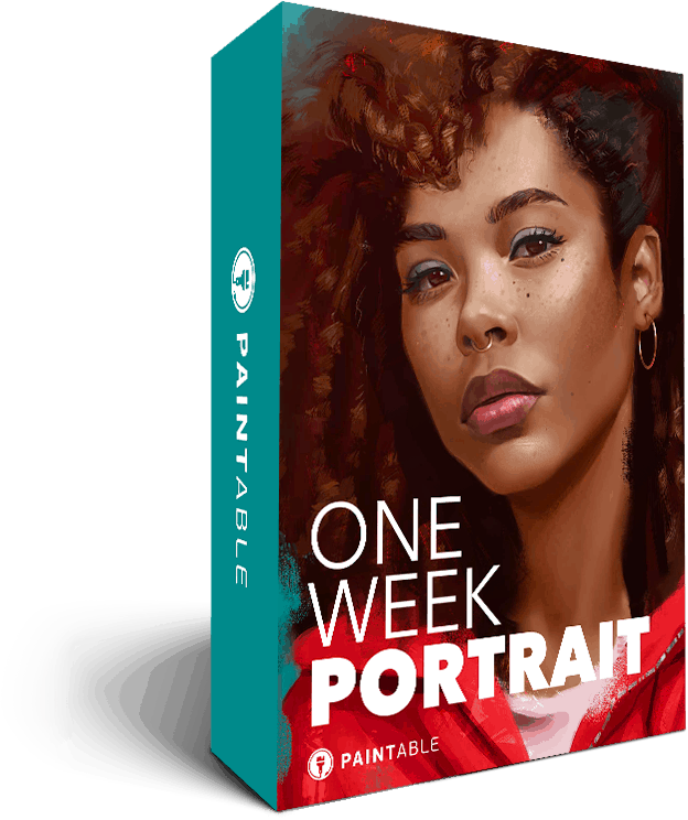 One Week Portrait