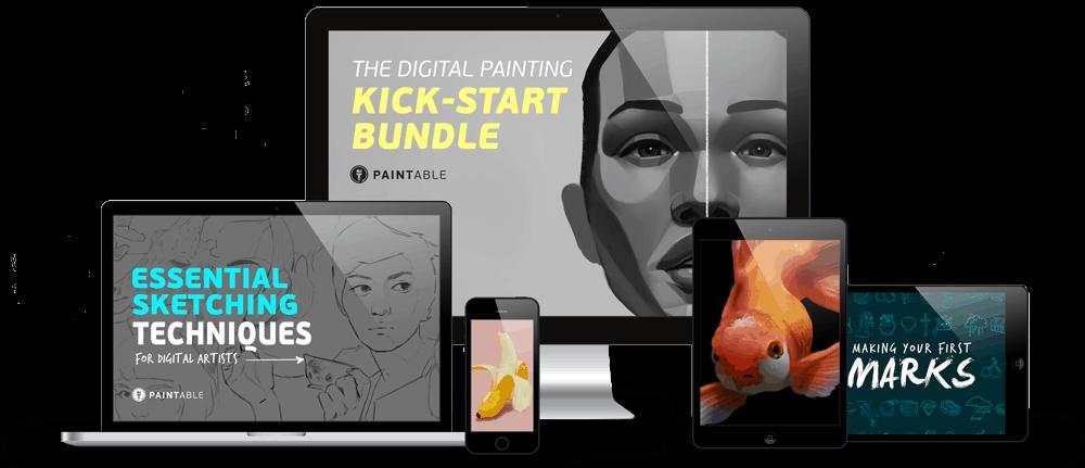 Beginning digital art courses