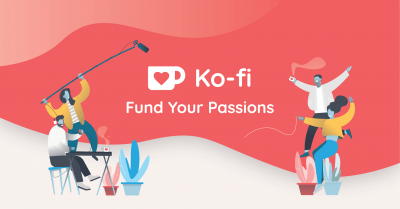 25% OFF Ko-fi Gold annual memberships for life!